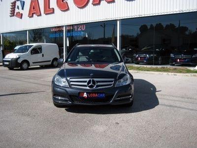 usado Mercedes C220 ClasseCDI SW Avamgard