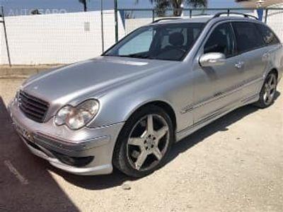 usado Mercedes C320 ClasseCDi Avantgarde Aut. (224cv) (5p)