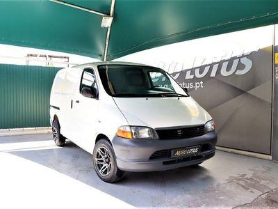 usado Toyota HiAce 2.5 3 LUGARES