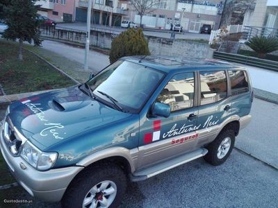 usado Nissan Terrano 2.7 TDI luxury +