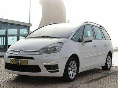 usado Citroën Grand C4 Picasso 1.6 e-HDi Exclusive CMP6 120g