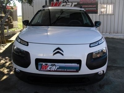usado Citroën C4 Cactus 1.6 HDI BLUE