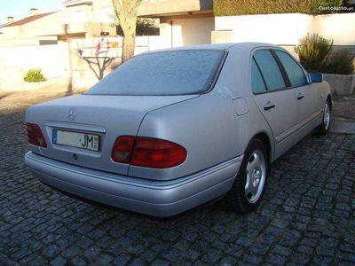 usado Mercedes E300 Turbo Diesel -