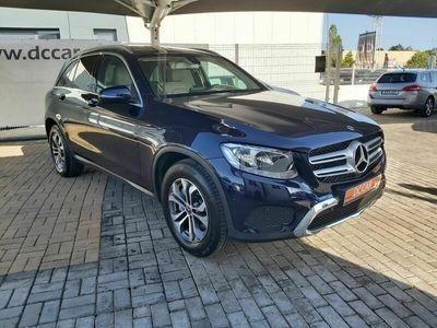 usado Mercedes GLC250 Exclusive D 4-Matic