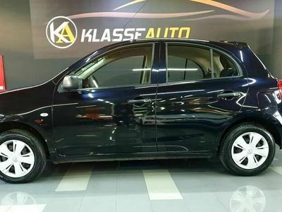 usado Nissan Micra 1.2 Acenta Plus Exterior Black