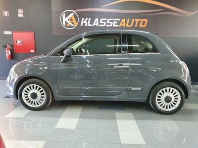 usado Fiat 500C JTD