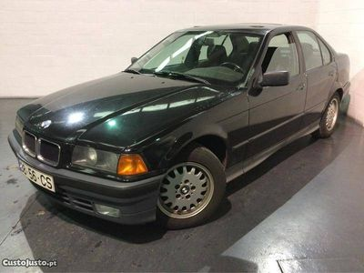 usado BMW 316 I 102cv -