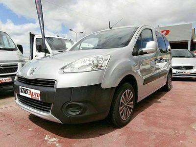 usado Peugeot Partner 1.6 e-HDi Family 123g