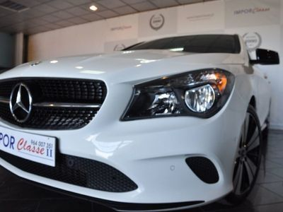 used Mercedes CLA180 CLA URBAN GPS