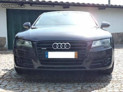 usado Audi A7 3.0TDI BiTurbo 313cv