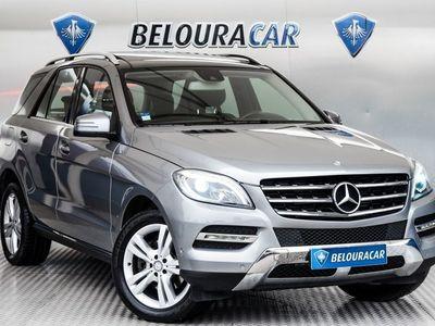 usado Mercedes ML350 BlueTEC