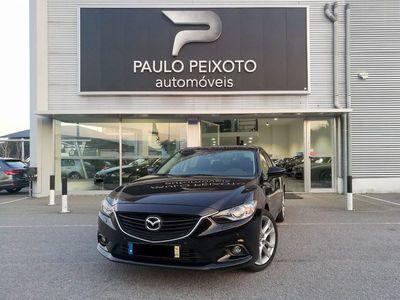 usado Mazda 6 2.2 SKY-D Excellence Navi (150cv) (4p)