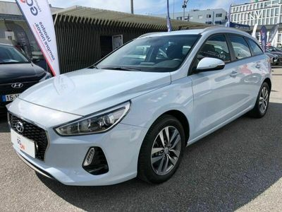 usado Hyundai i30 SW 1.6 CRDi COMFORT + BTL + NAV 110CV 2018