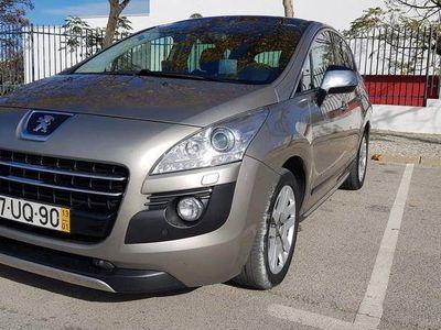 usado Peugeot 3008 2.0Hybrid 156Eur/mes