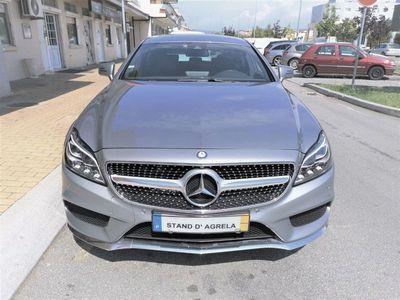 usado Mercedes CLS250 AMG Auto 9G-Tronic