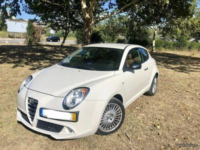 usado Alfa Romeo MiTo DISTINCTIVE PELE/GPS