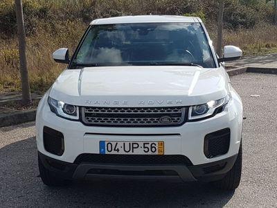 usado Land Rover Range Rover evoque PURE