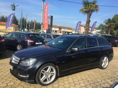 usado Mercedes C220 AMG 170cv