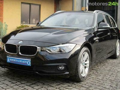 usado BMW 320 Série 3 d Touring Advantage Auto