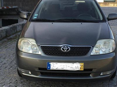 used Toyota Corolla 1.4