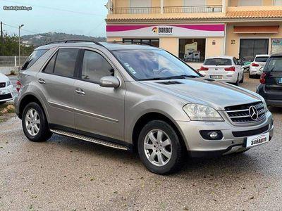 usado Mercedes ML320 224cv cx auto