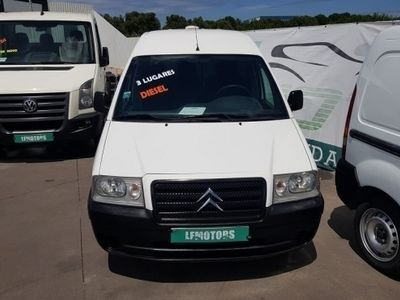 usado Citroën Jumpy Diesel 3 lug fibrada