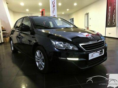 usado Peugeot 308 Active 1.6 e-HDI 92 cv