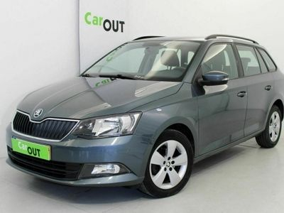 usado Skoda Fabia Break 1.4 TDi Ambition