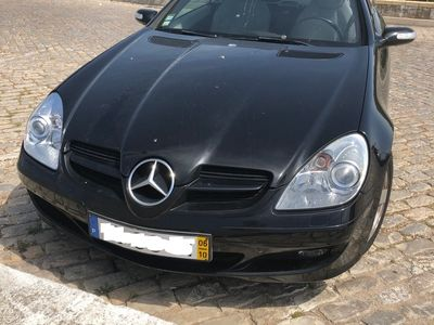 usado Mercedes SLK200 Classe