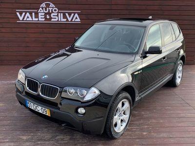 usado BMW X3 2.0 diesel 150 cv Nacional selo antigo