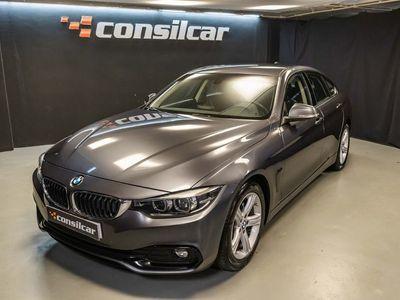 usado BMW 420 Gran Coupé d Automático Sport 17 Pack Navi
