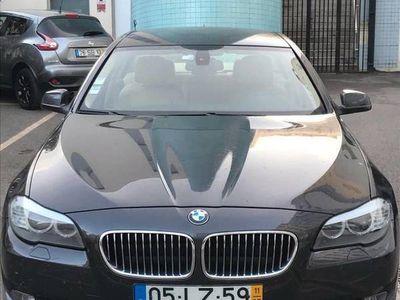 usado BMW 525 F10