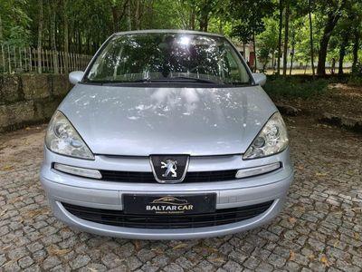 usado Peugeot 807 2.2 HDi Navteq