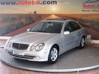 usado Mercedes E220 CDI AVANTGARD