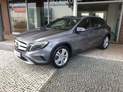 usado Mercedes GLA180 URBAN 7GT GPS XENON