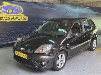 usado Ford Fiesta 1.4 TDCi Ghia (68cv) (5p)