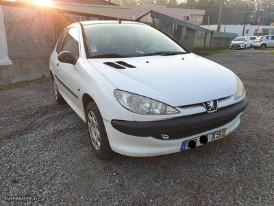 usado Peugeot 206 1.4 HDI