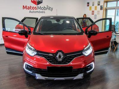 usado Renault Captur DCI Exclusive