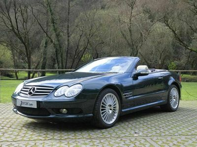 usado Mercedes SL600 V12 BI-Turbo
