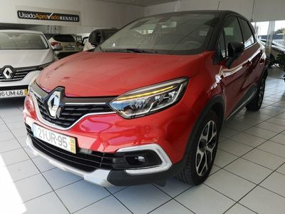 usado Renault Captur Exclusive 110cv