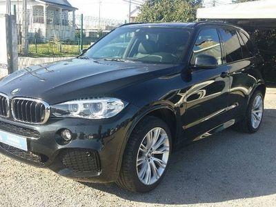 usado BMW X5 25 d sDrive Pack M 7L Classe 1