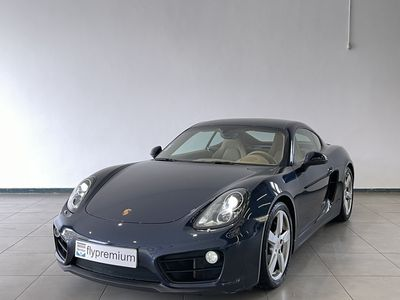 usado Porsche Cayman 2.7 PDK