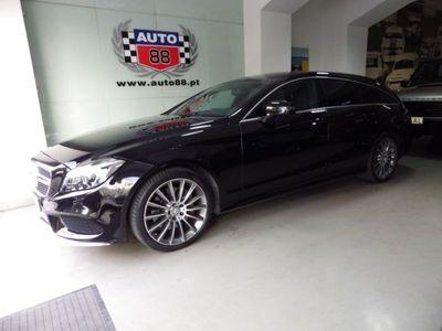 usado Mercedes CLS350 d