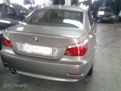 usado BMW 520 Série 5 E60 d Aut. LCI (177 cv) (5lug) (4p) 56000 KM