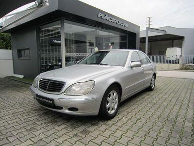 usado Mercedes S320 ClasseCDi (197cv) (4p)