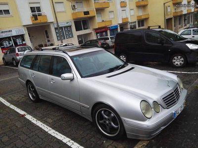 usado Mercedes E320 cdi w210