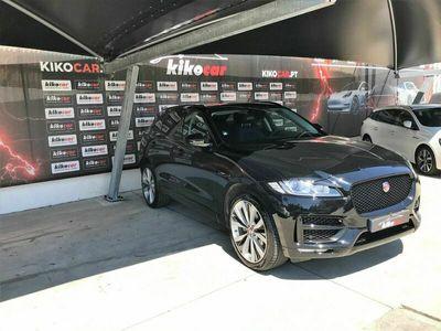 usado Jaguar F-Pace 2.0 i4D R-Sport AWD Aut.