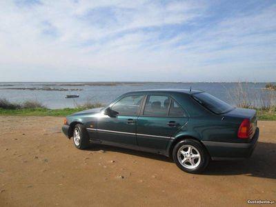 usado Mercedes C220 220d -