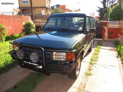 usado Land Rover Discovery 300 Verde Original