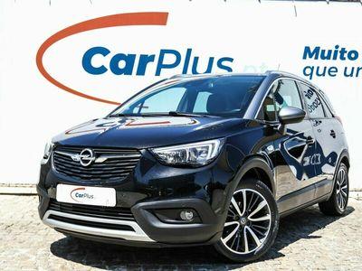 usado Opel Crossland X 1.2 83cv Innovation 2019